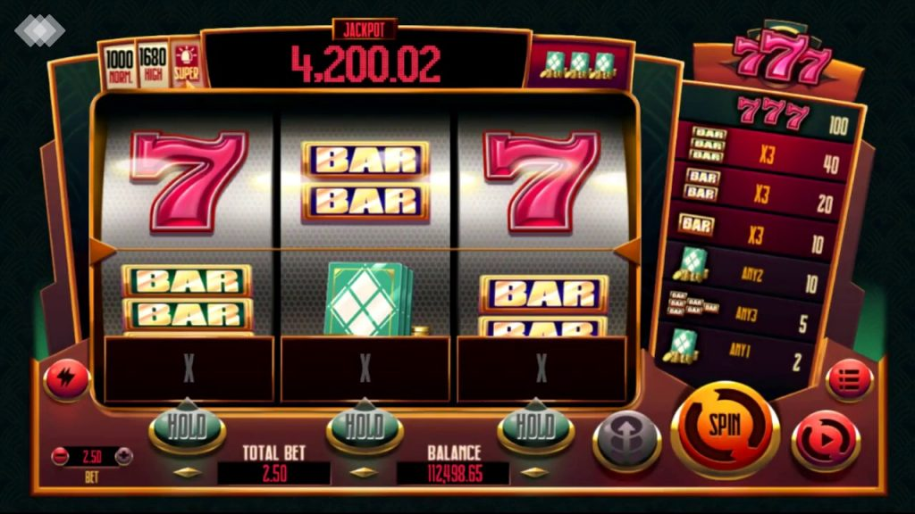 game slot pragmatic